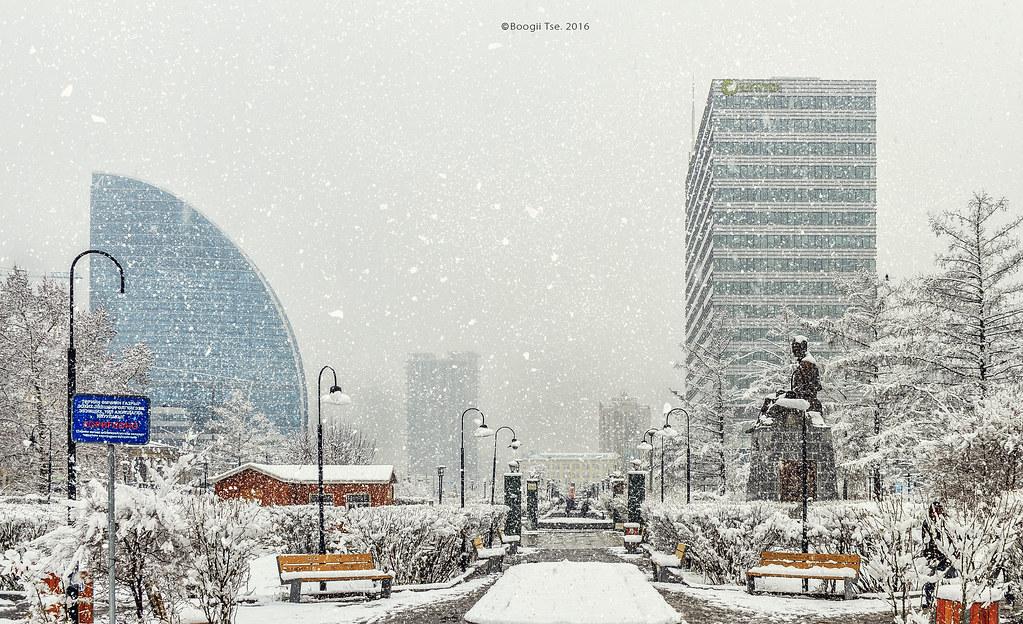 Image result for winter in ulaanbaatar