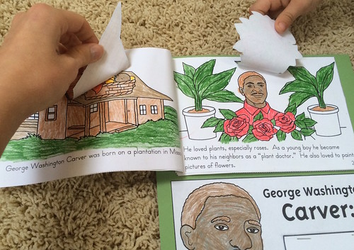 US Famous People: George Washington Carver | by prayingmother