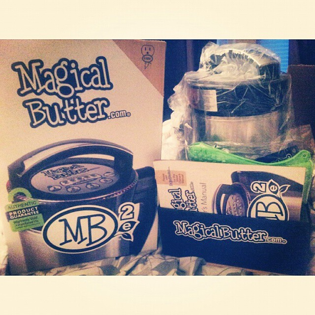 Unboxing our #MagicalButter Machine  Totally in love with …   Flickr
