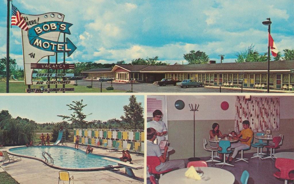 Bob's Motel - Massena, New York