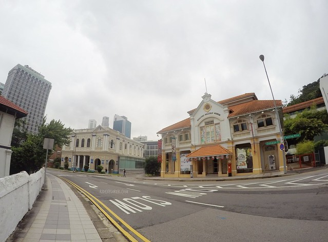 singapore's museum district Singapore Philatelic Museum