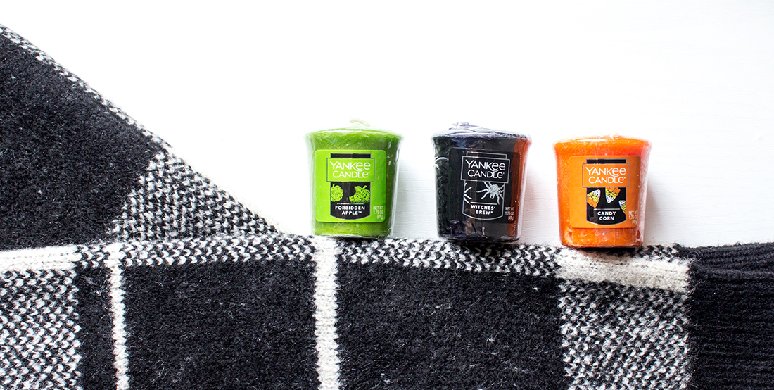 Getting into the Halloween Spirit with Yankee Candles | awaywithkatie.com