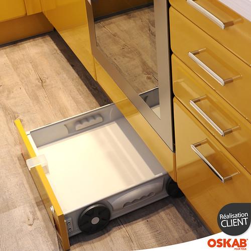 tiroir sous plinthe install sous meuble de cuisine oska flickr. Black Bedroom Furniture Sets. Home Design Ideas
