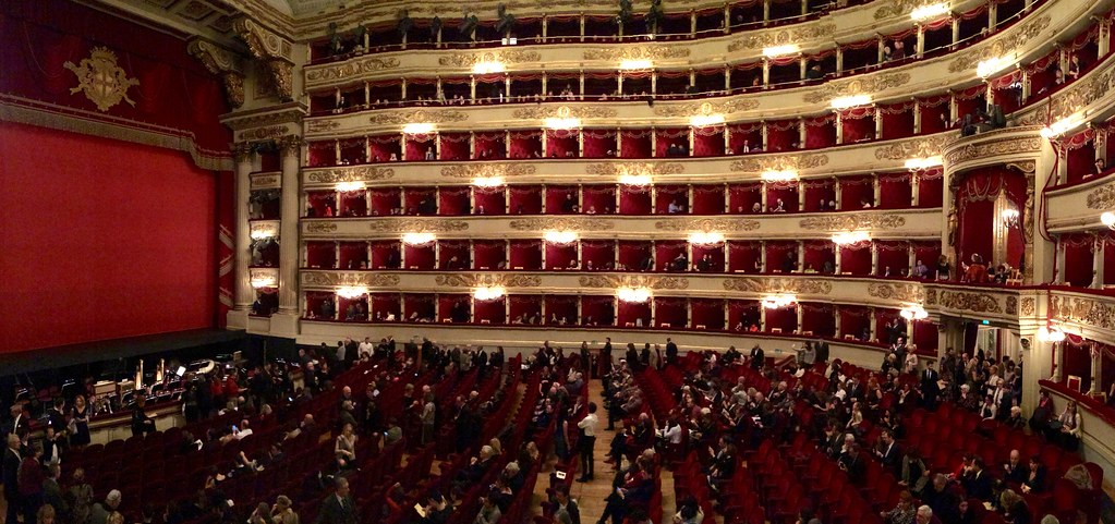 The Nutcracker, Teatro alla Scala, Milan, Italy