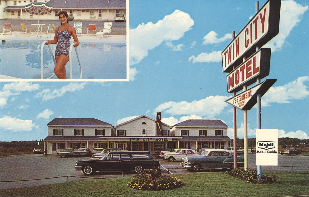 Twin City Motel - Brewer, Maine