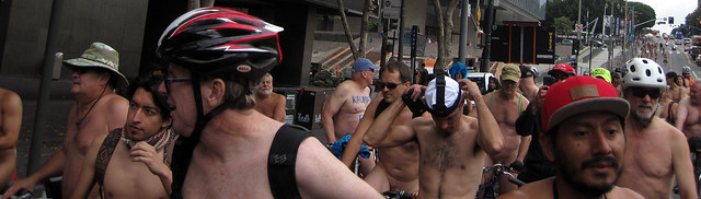 LA World Naked Bike Ride (6864)