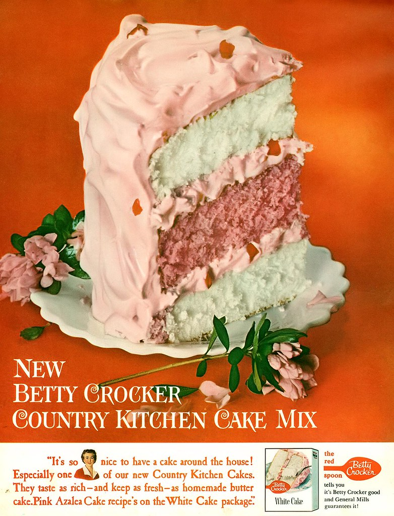 Betty Crocker Country Kitchen Cake Mix By Ingen