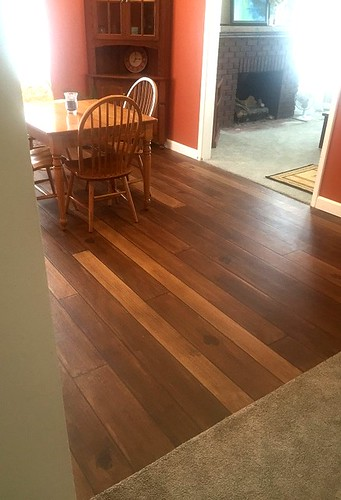New Kitchen Flooring Trends