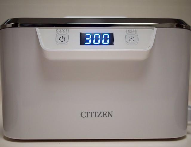 2016.7.16 超音波洗浄器