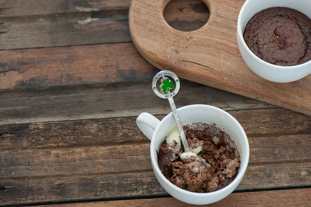Low Carb Chocolate Puddings-2