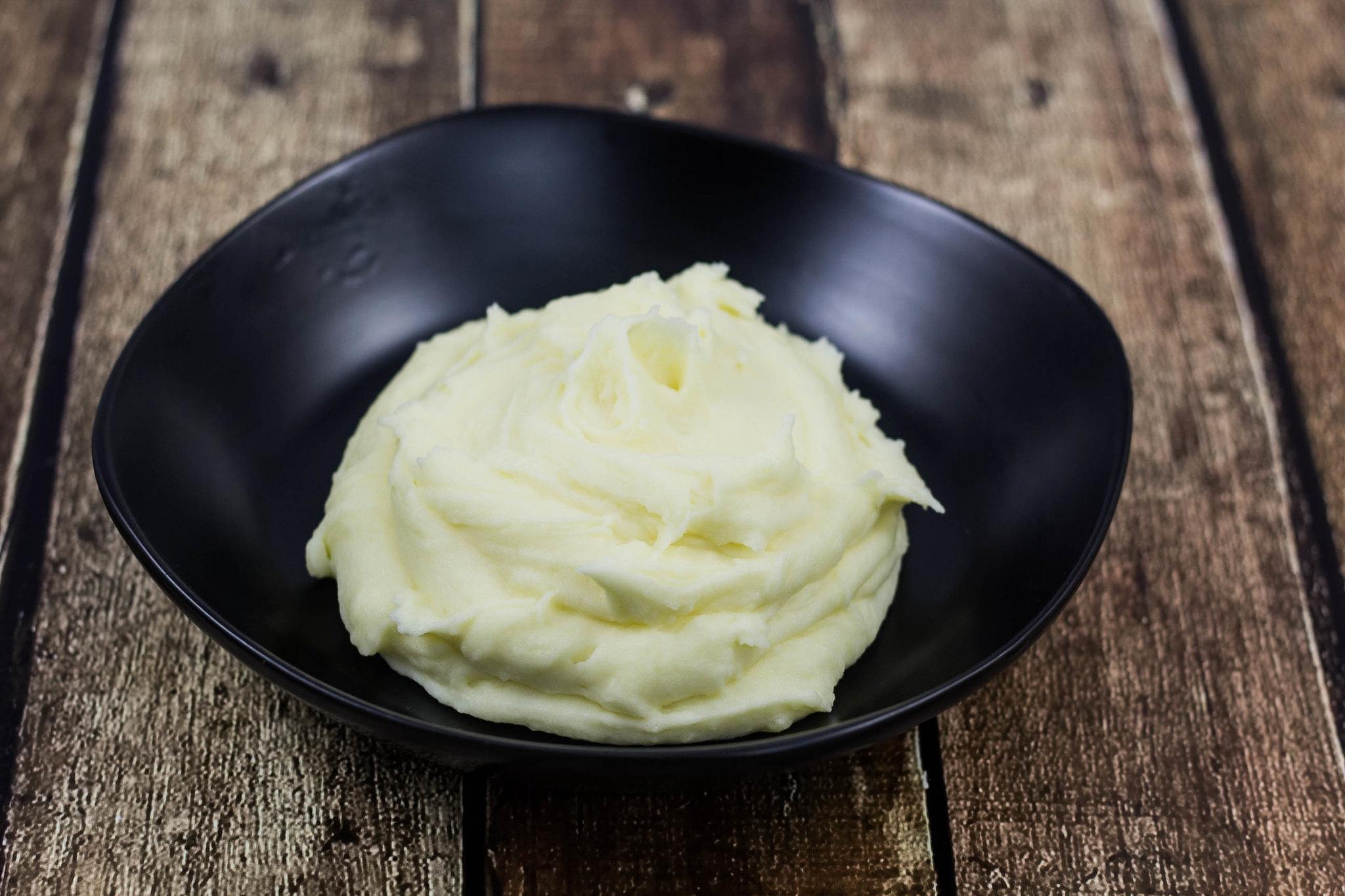 opskrift på hjemmelavet Kartoffelmos