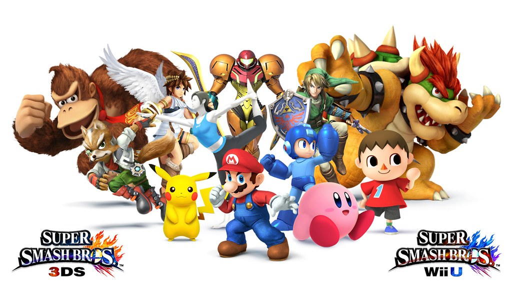 Image result for nintendo characters