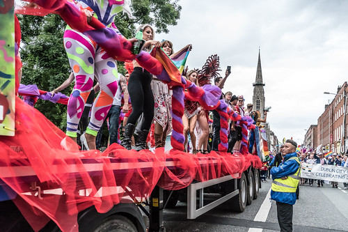PRIDE PARADE AND FESTIVAL [DUBLIN 2016]-118050 | by infomatique