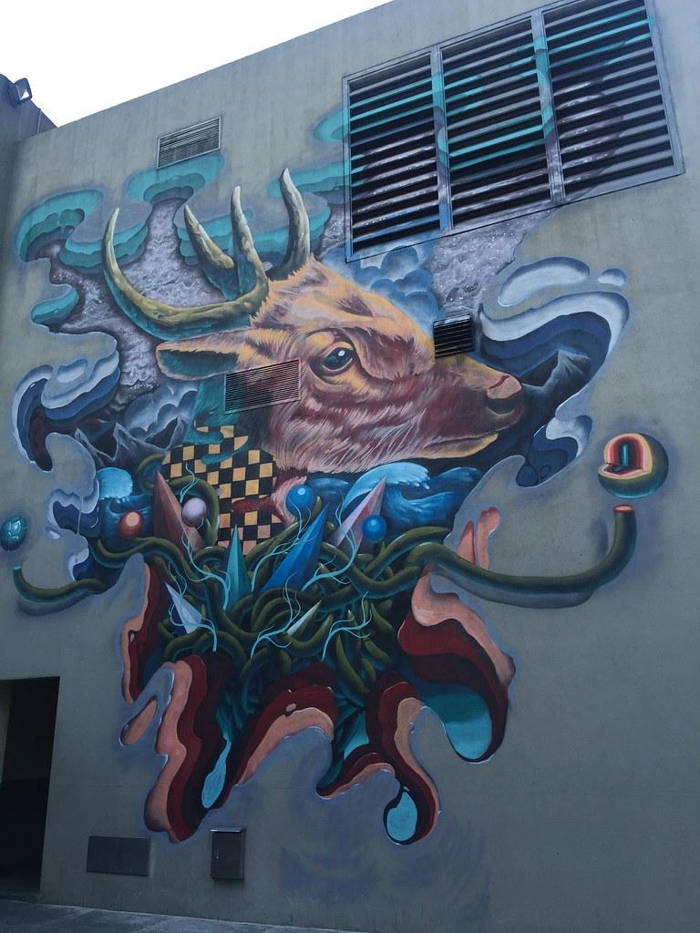 BGC Mural Hunting