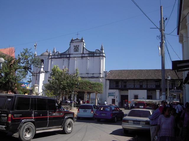 Catedral de Cobán