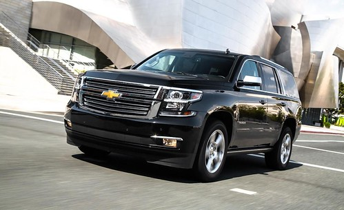 2016 Chevrolet Tahoe Release date and MPG | by faza_elh