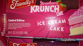 Friendly S Strawberry Krunch Cake