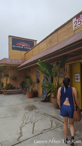 Rainbow Sandles Outlet Store In San Clemente