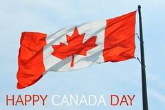 OK To Say 'EH!' .... It's Canada Day!! .... Canada Celebrates Its 149th Birthday .... Happy Canada Day! / Fête du Canada!