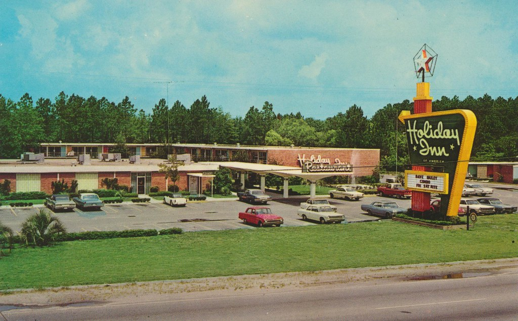 Holiday Inn - Jesup, Georgia