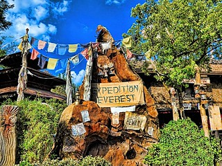 Expedition Everest | by magicalfanaticism