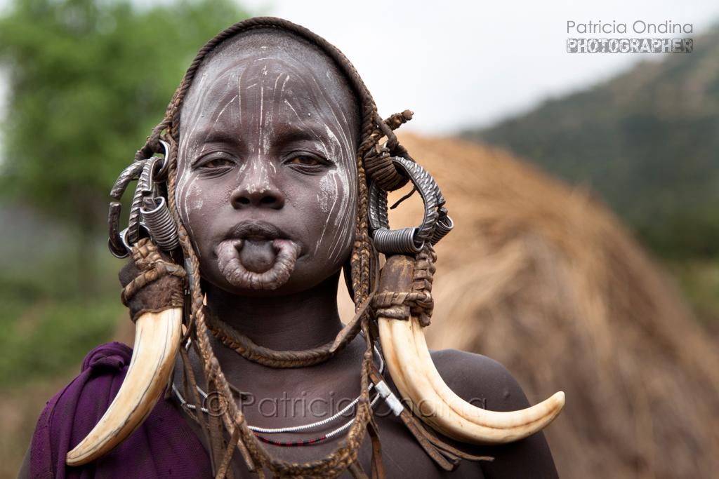 Mursi Woman   Mursi tribe, South Omo Valley, South Ethiopia …   Flickr