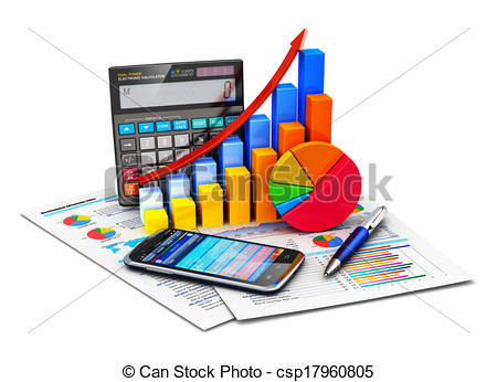 Stock Market Weekly Chart: Financial statistics and accounting concept | Creative abstru2026 | Flickr,Chart