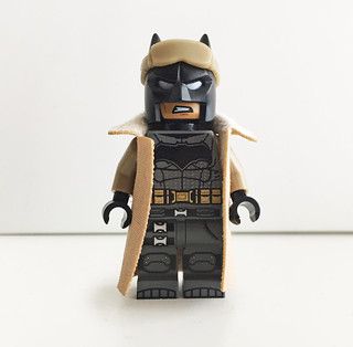 Lego Custom Knightmare Batman | by Robianco