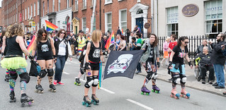 PRIDE PARADE AND FESTIVAL [DUBLIN 2016]-118184 | by infomatique
