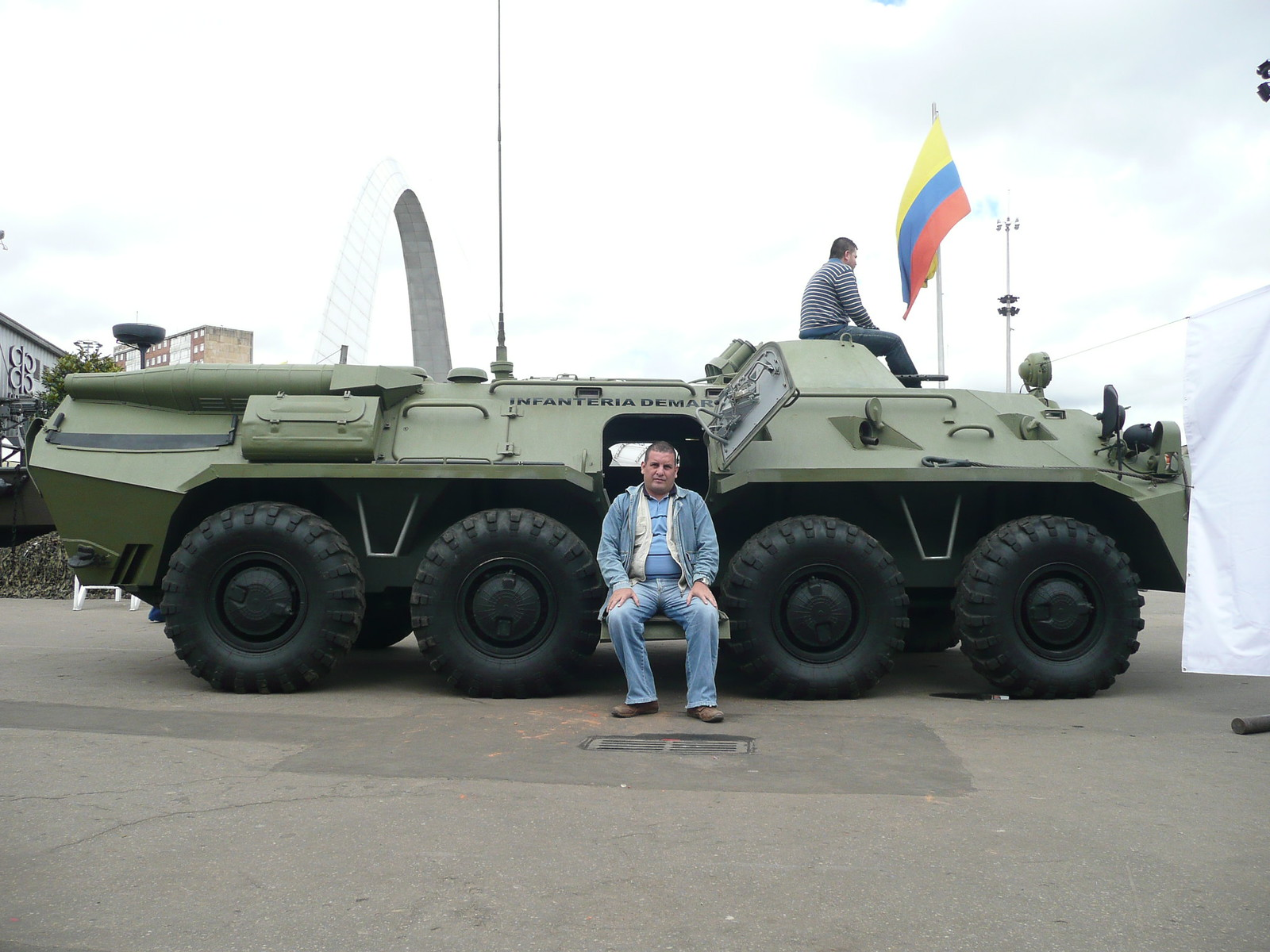Armada Colombiana 16125394744_8c3d05e3b6_h