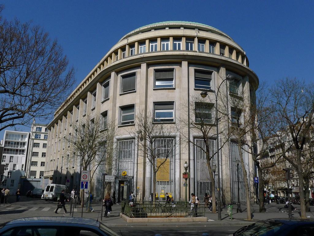 Paris bureau de poste du 18 bd bonne nouvelle 75010 parisu2026 flickr