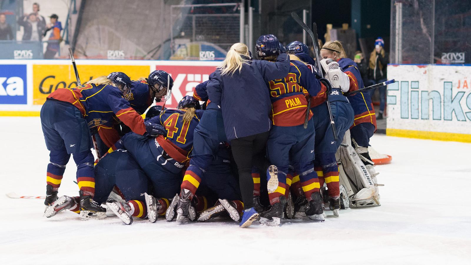 Bildresultat för djurgården damhockey
