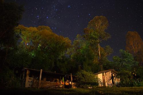 Noche en samaipata camping el jard n night in samaipat for Camping el jardin
