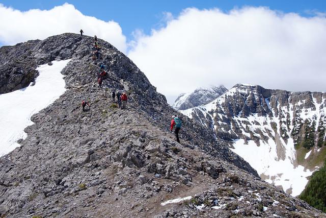 Scrambles - Tent Ridge-5