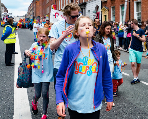 PRIDE PARADE AND FESTIVAL [DUBLIN 2016]-118190 | by infomatique