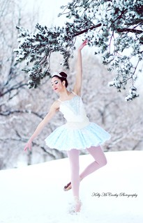 Winter Ballerina   Kelly McCarthy