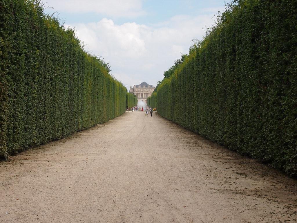 Giardini di versailles michele flickr