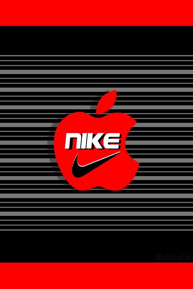 Nike Iphone 5 Wallpaper By Mc9Grafix