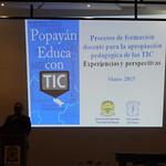 Popayan Educa con TIC 2015
