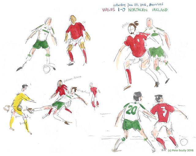 Euro 2016 WAL-NIR