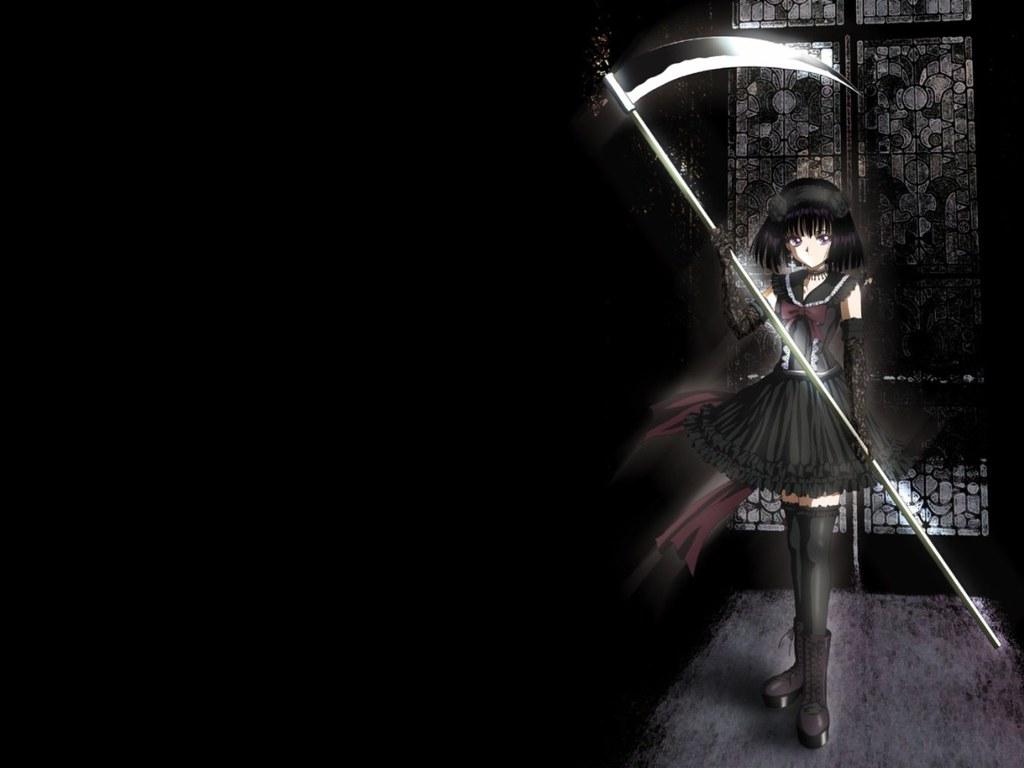 Dark Anime Scenery Wallpaper Hd Free 2015 By Wallsauto