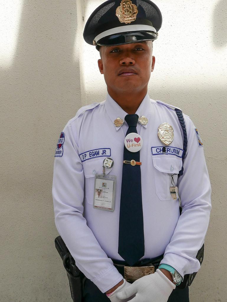 security guard - Ex