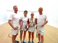 2015 Hennessy Hinchcliffe Canadian Mixed Doubles Photos