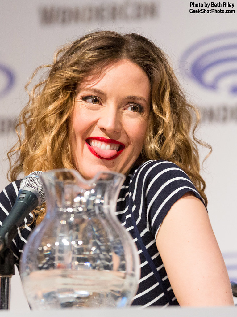 Watch Evelyne Brochu video