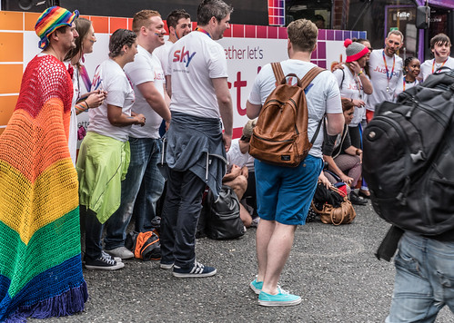PRIDE PARADE AND FESTIVAL [DUBLIN 2016]-117990 | by infomatique