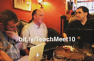 How has #TeachMeet changed your classroom or school? What key friendships have you found? For TeachMeet's 10th birthday we'd love you to share (http://bit.ly/teachmeet10). This May 16 marks ten ye... | by Ewan McIntosh