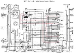 1973 nova wiring schematic 1973 nova wiring diagram   stlnovas streib   flickr