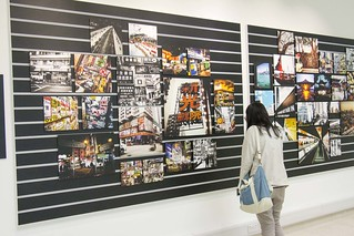 "Joni Gutierrez- ""Home for Now: Two Studies on the Hong Kong Lifeworld"" Exhibition 