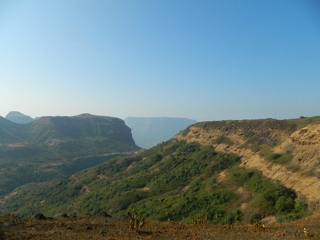 First view of Raigad khanu khore