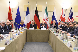 Iran Talks in Lausanne, Switzerland | by European External Action Service - EEAS
